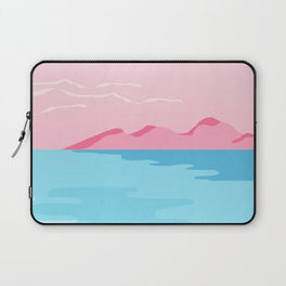 Sweetness - memphis landscape west coast socal vacation 80s style retro 1980's Laptop Sleeve