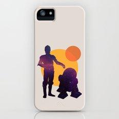 Star Wars BFF iPhone (5, 5s) Slim Case