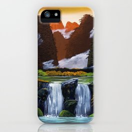 Twilight Guilin iPhone Case