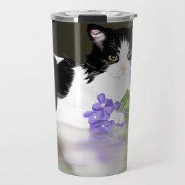Cherokee Kitty Travel Mug