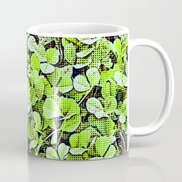 Popped Clover Coffee Mug