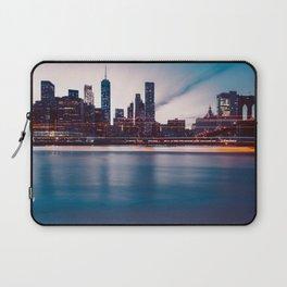 New York Lights Laptop Sleeve