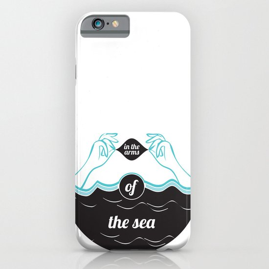 In The Arms of The Sea iPhone & iPod Case