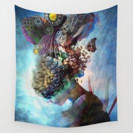 Adhyasa Wall Tapestry