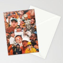 Mac Miller rapper Stationery Cards