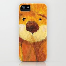 Lion (Amazingphil) iPhone Case