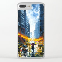 Everybody knows, vol. 1 Clear iPhone Case
