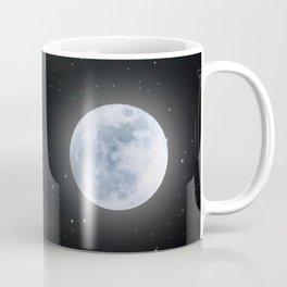 Full Moon: Water Element Coffee Mug