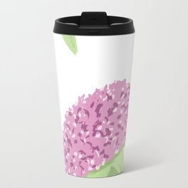 Beautiful hydrangeas Travel Mug