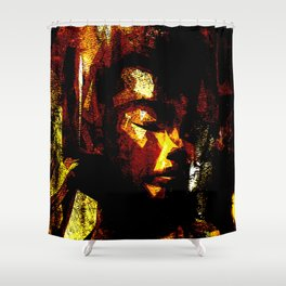 Inner Reflections Shower Curtain