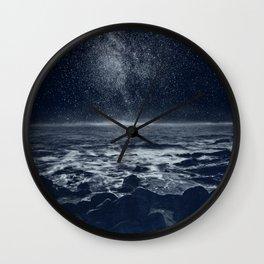 the Dreaming Ocean Wall Clock