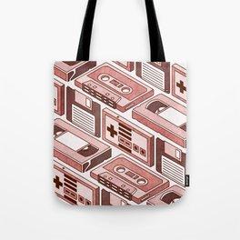 90's pattern Tote Bag