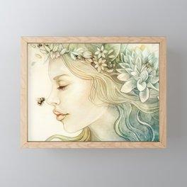 Teresa Framed Mini Art Print