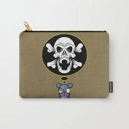 Silently Homicidal Carry-All Pouch