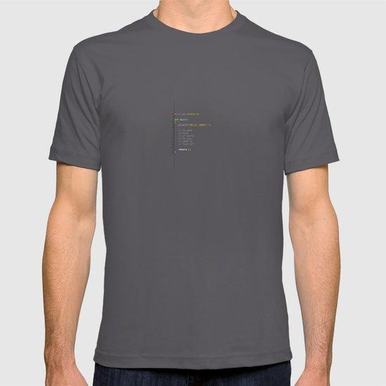 programmer's choice, C nerd. T-shirt