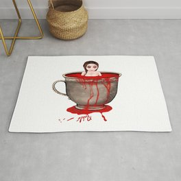 Cup of Blood Rug
