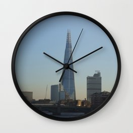 The Shard Wall Clock