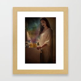 Witch's Hour Framed Art Print