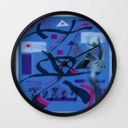 Homage to Balzac n.7 Wall Clock