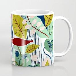Jungle Pattern Coffee Mug