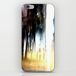 Ghost Forest iPhone Skin