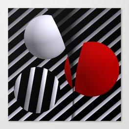 geometrical -3- Canvas Print