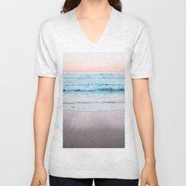 Ocean pastel Mood Unisex V-Neck