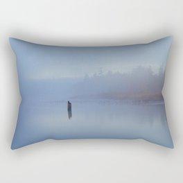 New York Blues Rectangular Pillow