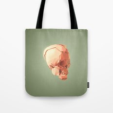 Skull Le Fort Tote Bag