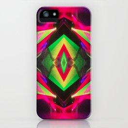Lazerz iPhone Case