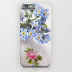 spring flower iPhone 6s Slim Case
