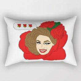 It's her, Valentina! Rectangular Pillow