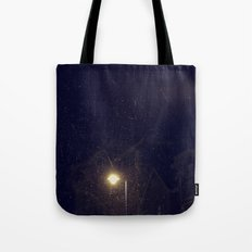 midnight... Tote Bag