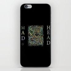 Mad Head iPhone & iPod Skin
