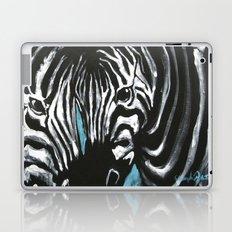 Eye of Contrast {Zebra Love} Laptop & iPad Skin