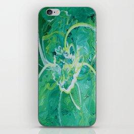 Leaves of Green  iPhone Skin