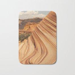 Sands of Time - Desert Formation Bath Mat