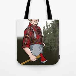 I'm Okay Tote Bag