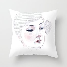 Kristina Throw Pillow