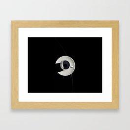 Espresso Large Framed Art Print