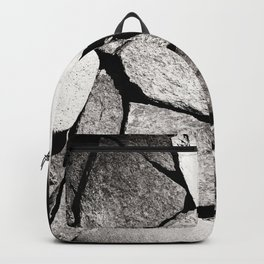 Stoned Again Against the Wall Backpack