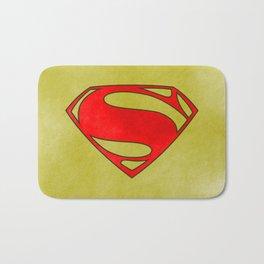Super Hero, comics Bath Mat