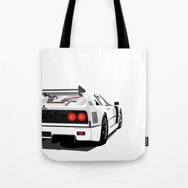F40 Tote Bag
