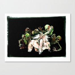 Feast Canvas Print