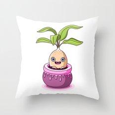 Mandrake Throw Pillow