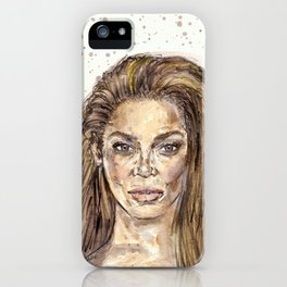 Beyoncee is Music iPhone Case