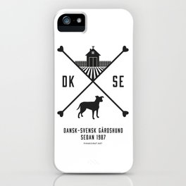 Since 1987 - black iPhone Case