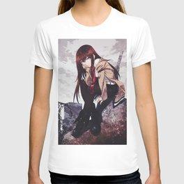 Steins Gate T-shirt