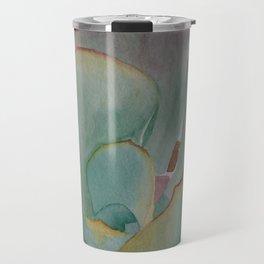 Saving Water (succulents) Travel Mug