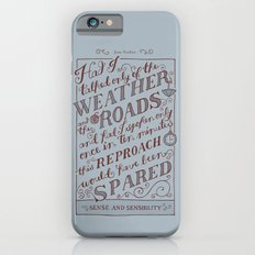 Jane Austen Covers: Sense and Sensibility Slim Case iPhone 6s